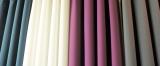 Gardine Dekoschal mit 3-er Faltenband*MASSANFERTIGUNG XXL bis 350 cm Länge* Weiß*
