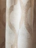 Dekoschal hochwertiger Jacquard, Maßanfertigung * beige-braun XXL bis 350 cm hoch