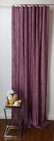 Vorhang *1001 NACHT violett * toller Druck auf Microfaser*