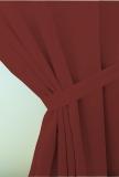 Sunout *MASSANFERTIGUNG *bis 350cm hoch*Bordeaux-Rot*